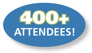 400 Attendees