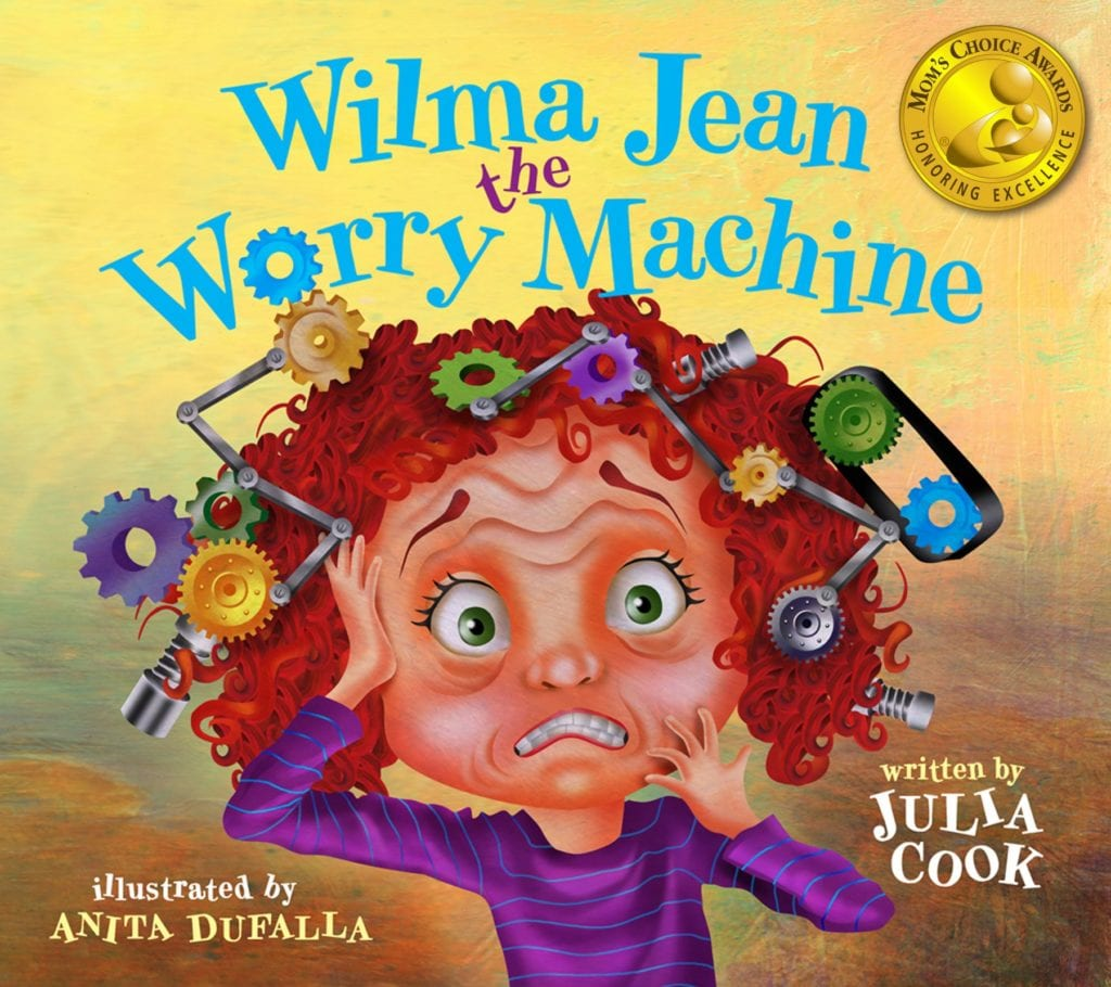 Wilma Jean and the Worry Machine | Beanstalk Single Mums