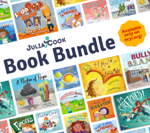 RBB-01 - Julia Cook Book Bundle